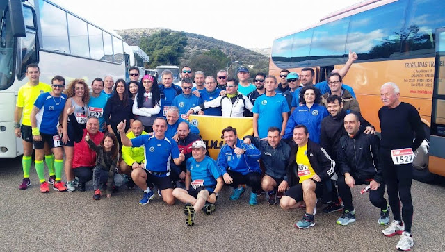 Με 45 δρομείς ο Σύλλογος Υγείας Δρομέων Μεσσηνίας στον 17ο Αγώνα Αργολικού Κόλπου