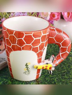 Gift for girls - Giraffe Cup