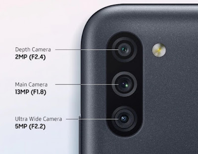 kamera samsung galaxy m11