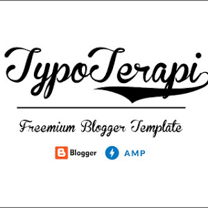 TypoTerapi Blogger Template