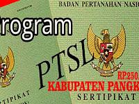 Biaya Pembuatan Sertifikat Gratis PTSL Sesuai SK Bupati Pangkep Sebesar Rp.250 Ribu