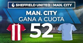Paston Megacuota Sheffield vs City 21 enero 2020