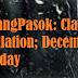 #WalangPasok: December 15, Friday