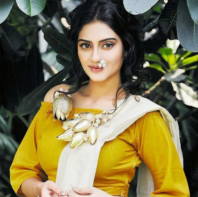 Nusrat Jahan HD Photo