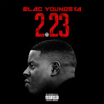 Blac Youngsta - Heavy Camp (feat. Travis Scott) - Single Cover