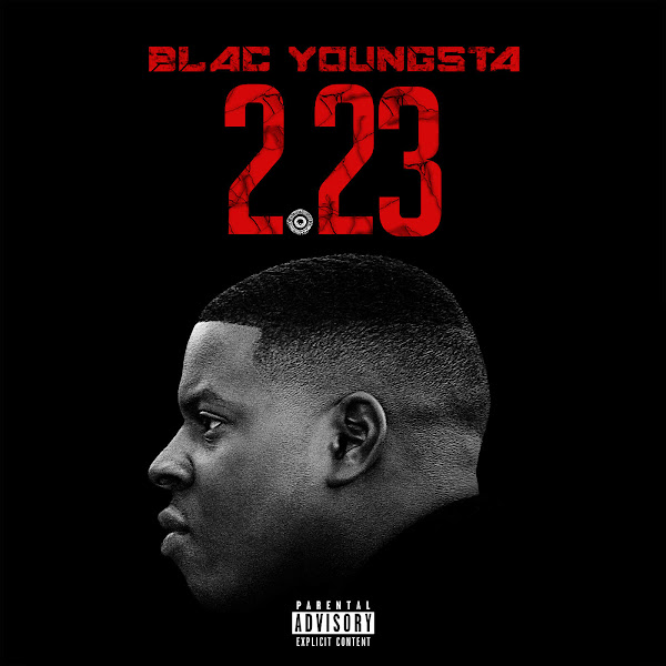 Blac Youngsta - 2.23 Cover