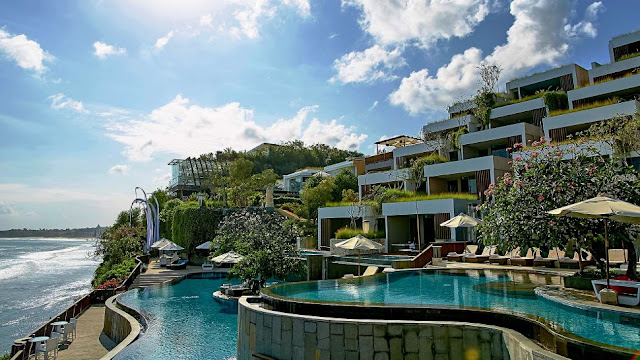 Review Hotel Anantara Bali Uluwatu Resort & Spa