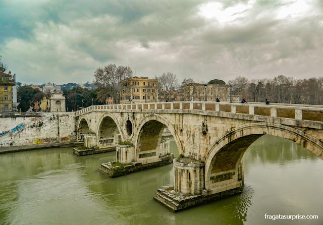 Ponte Sisto, Roma, Itália