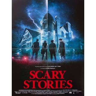 Scary Stories to Tell in the Dark 2019 English 720p WEB-DL 900MB With Subtitle