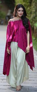 Natasha Khalid Displays Designer Latest Collection by Misha Lakhani