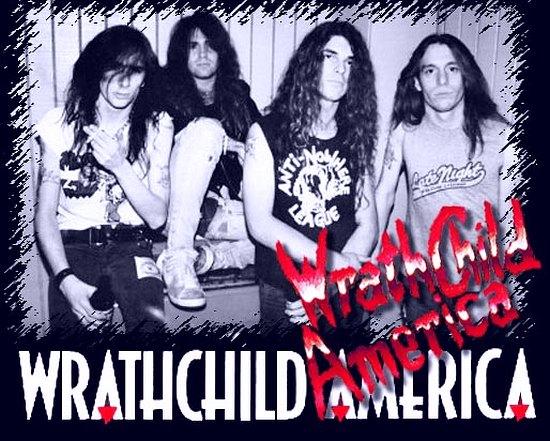 WRATHCHILD AMERICA - Climbin' The Walls [Rock Candy remastered] (2016) inside