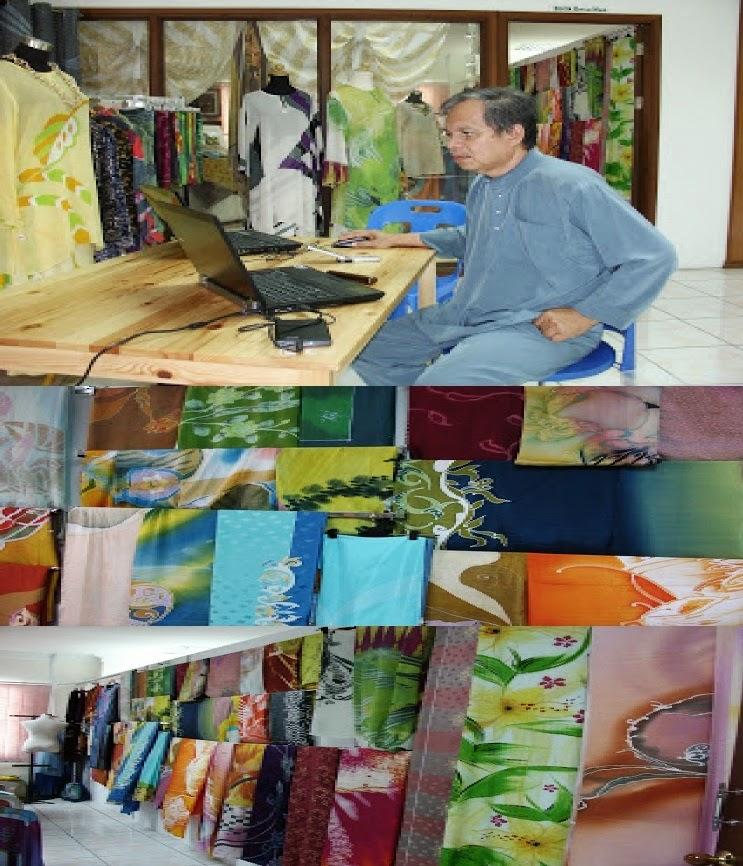 The Art Of Batik Brunei