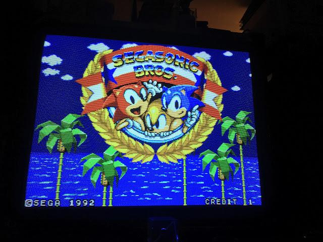 Descubierto un juego inédito de Sonic