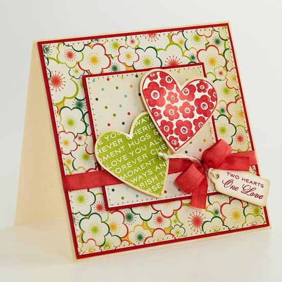 easy handmade valentine's day cards 2014 ideas from bhg