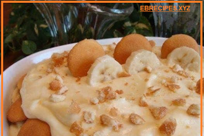 Blow-Your-Mind Banana Pudding