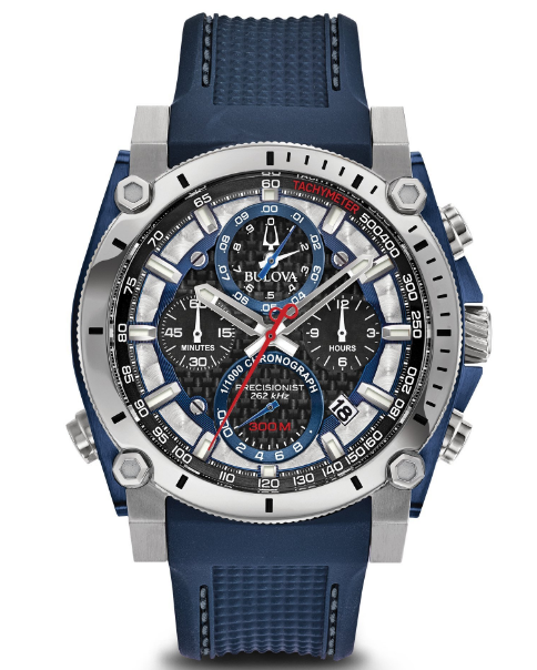 Precisionist Chronograph Watch