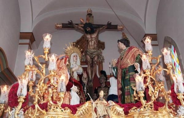 La Asunción de Jódar acompañará al Cristo del Amor el próximo Martes Santo