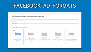 What Is Facebook Ad Formats – Types of Facebook Ad Formats | Facebook Ads Guide