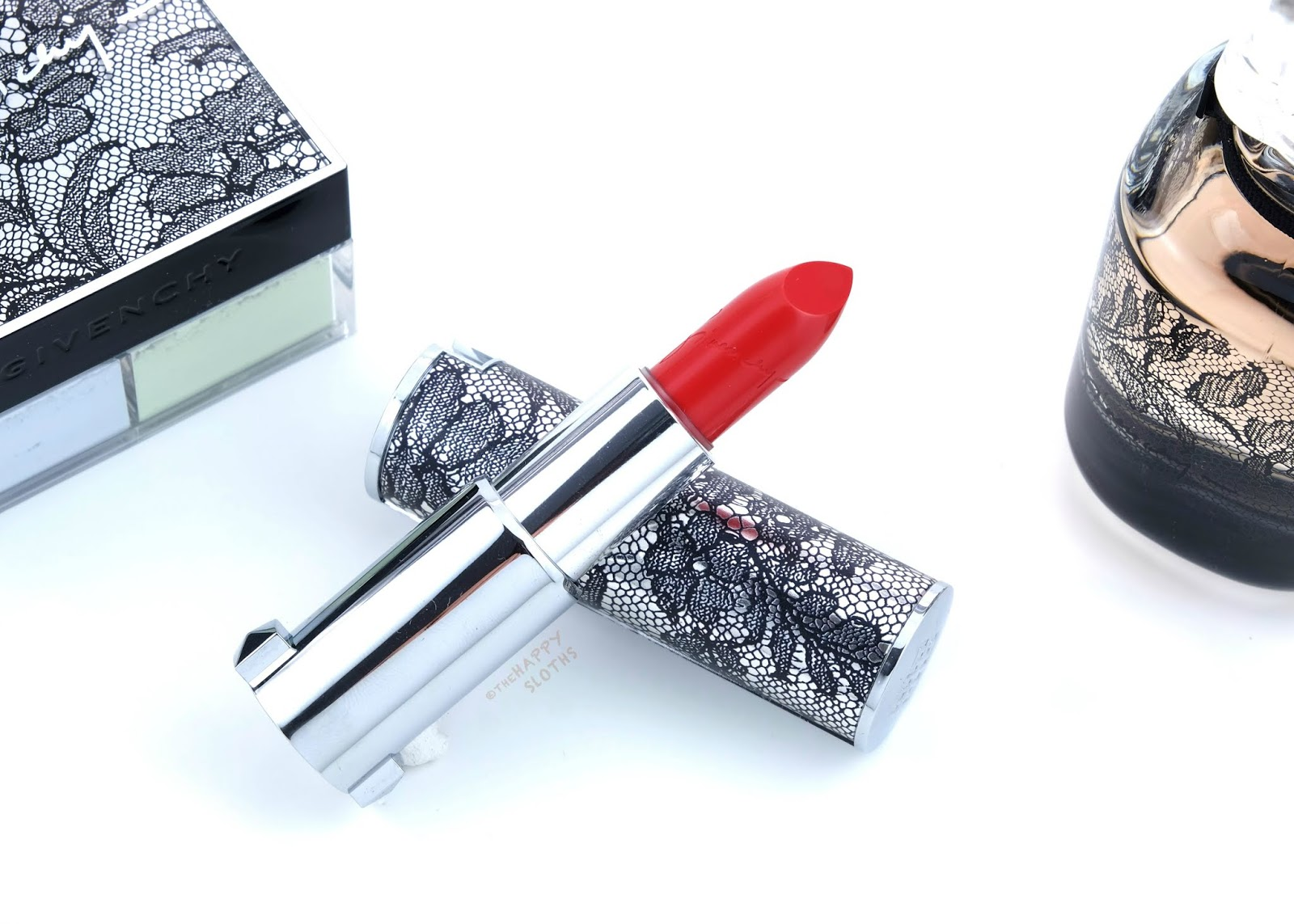 "Givenchy | Couture Edition 2020 Collection | Le Rouge in ""306 Carmin Escarpin"": Review and Swatches"