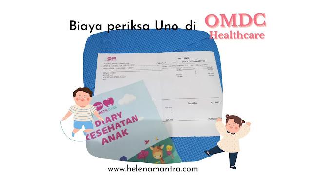 biaya imunisasi omdc healthcare