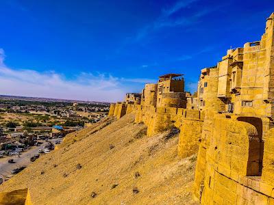 Jaipur to Jaisalmer trip by train