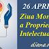 26 aprilie: Ziua Mondială a Proprietății Intelectuale