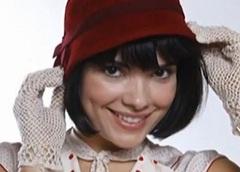 Personagem Malvina da novela Gabriela
