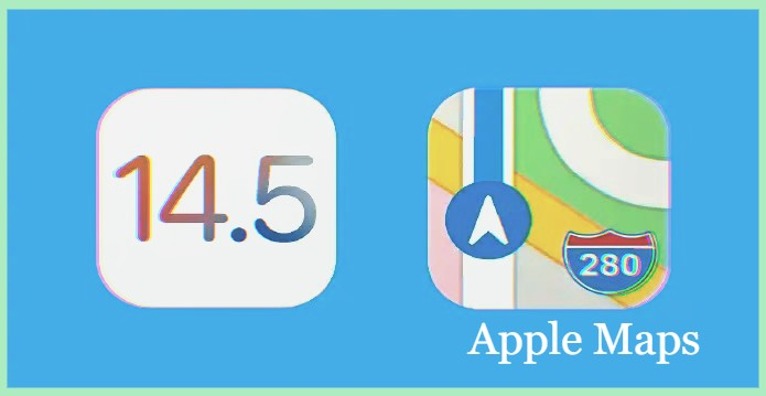 Apple Maps is checking Real-Time producing Information
