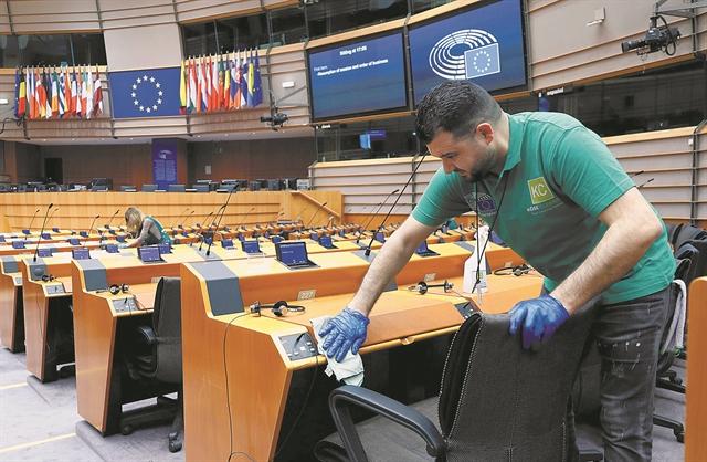 Ώρα ανατροπών για την Ευρώπη