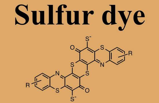 sulfur dyes