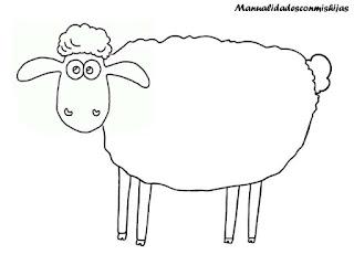 manualidades-infantiles-oveja-colorear
