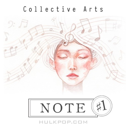 Collective Arts, Lee Wonu – Note#1 – Single