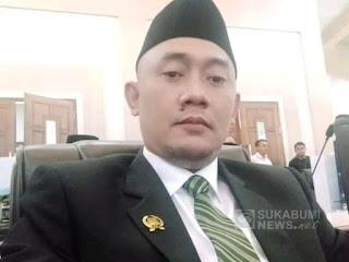 Andri Hidayana Anggota DPRD Kabupaten Sukabumi Fraksi PPP