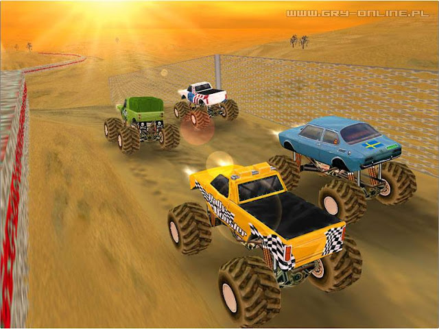 Monster Truck Fury Full Version