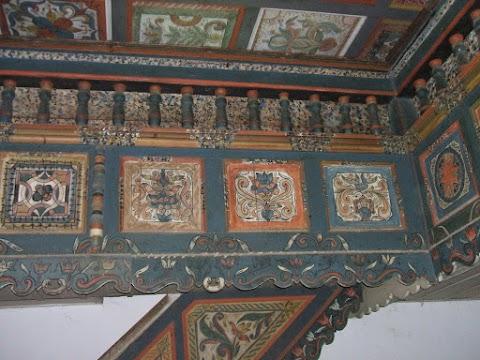 Templomok kazettás mennyezetei által ihletett kifestőkönyvet mutattak be Nagyváradon