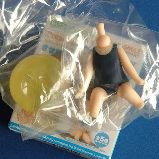 Dress up Swimming Wear - Nendoroid More - GSC - WF2016 - Not include Face