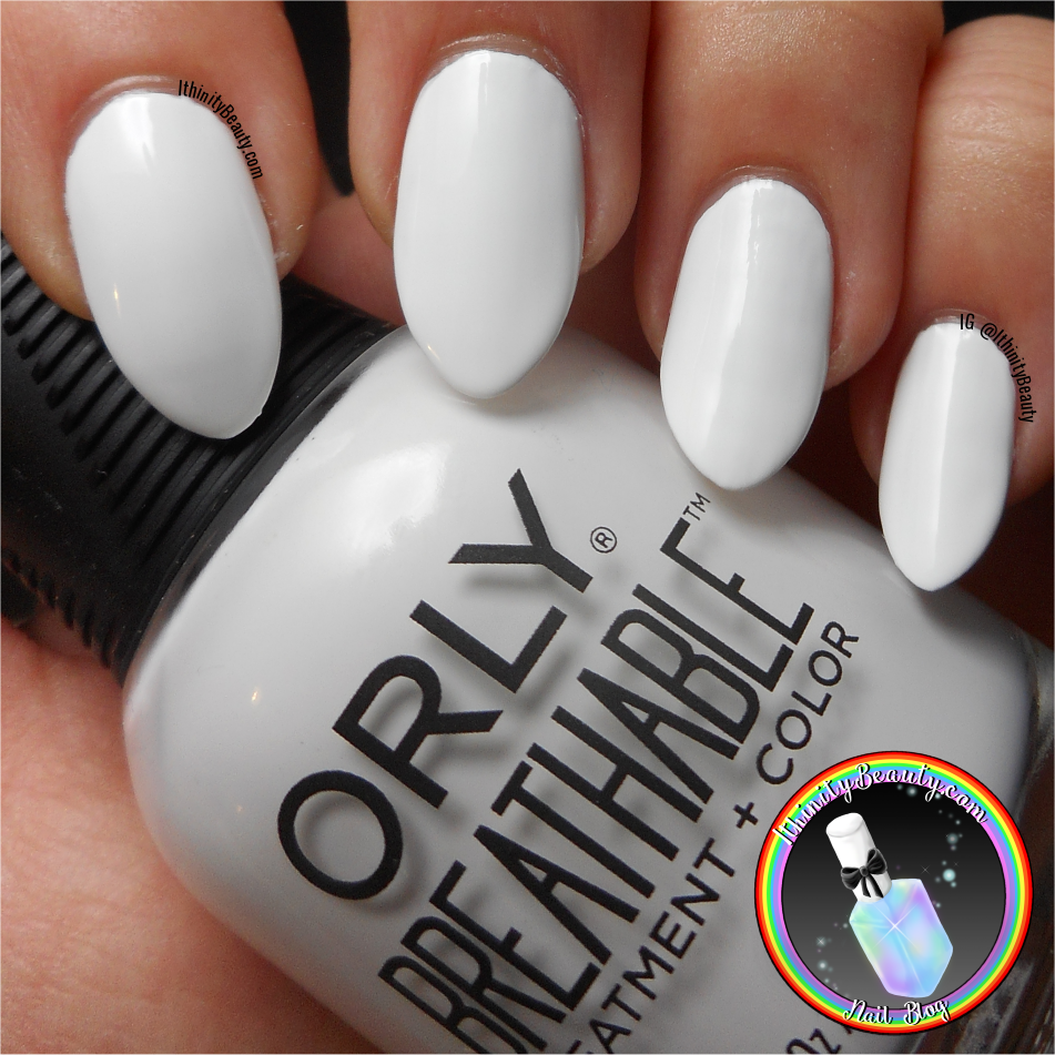Why Is My White Nail Polish Streaky | Hession Hairdressing