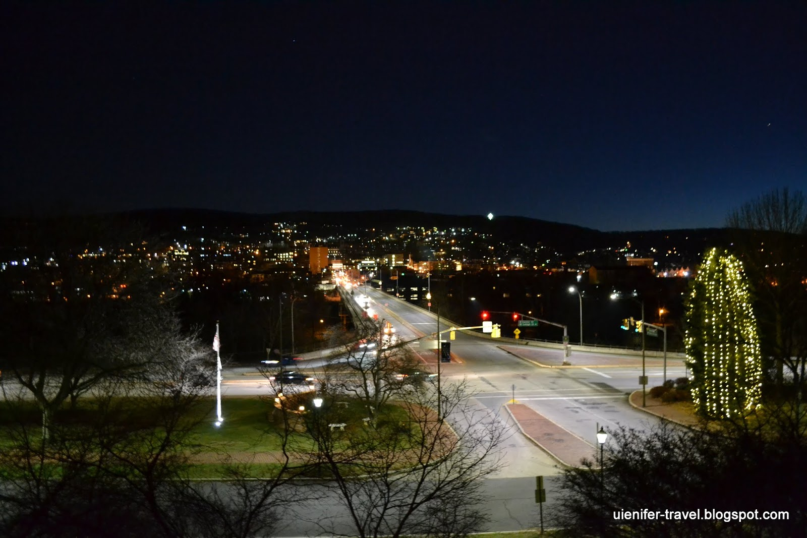 Рождественский город - Бетлехем, Пенсильвания (Bethlehem, Pennsylvania)