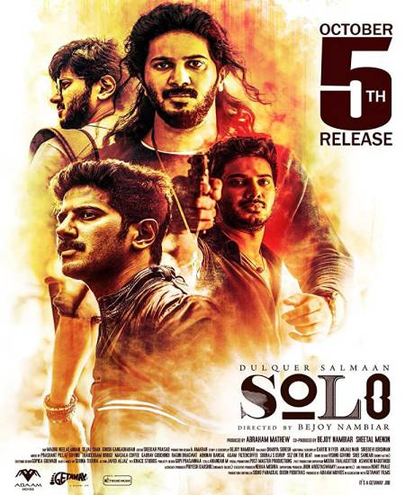 Solo (Tatva) 2020 Hindi Dubbed 480p HDRip 350MB Download