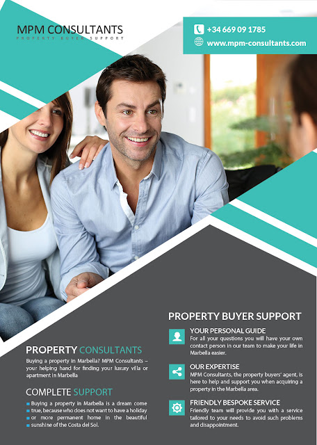 Property Buyer support in Marbella Real estate Services