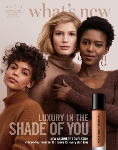 Click On Image To Learn About Avon What's New Campaign 8 2020