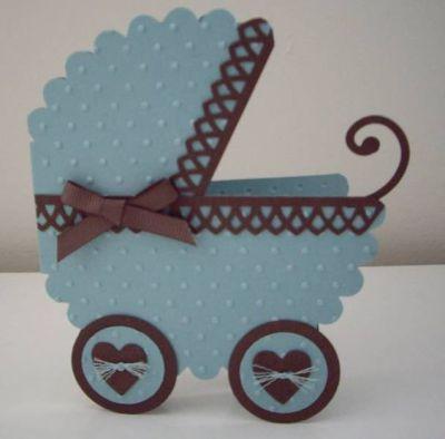 Aprende Cómo Hacer Invitaciones De Carreola Para Baby Shower