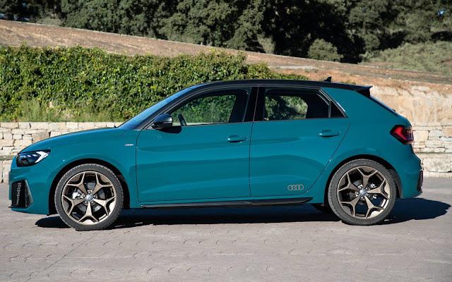 Novo Audi A1 2020: preço começa em R$ 137 mil - Argentina