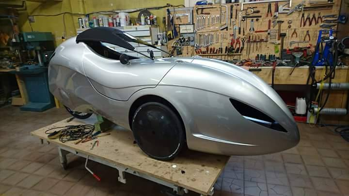 The Velomobile Observer: April 2016