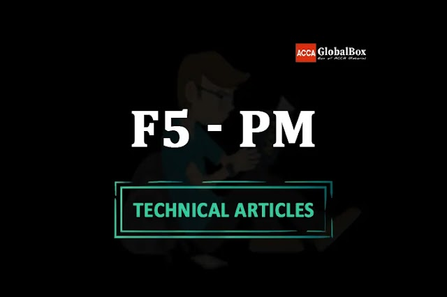 F5 - (PM) - 2021 | ALL in One Technical Articles