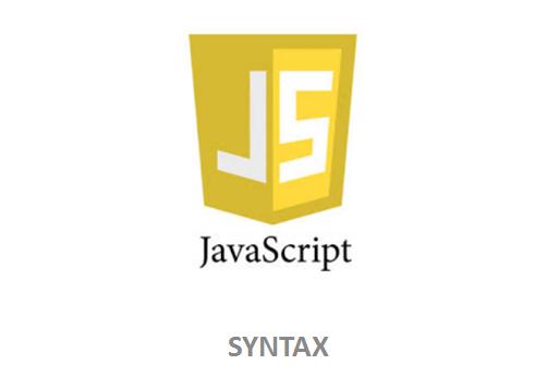 JavaScript – Syntax