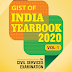GS Score Gist of India Year Book 2020 pdf Notes Download