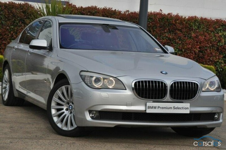 Rolfe Classic Bmw Wholesale Blog 2009 Bmw 730d F01 Steptronic