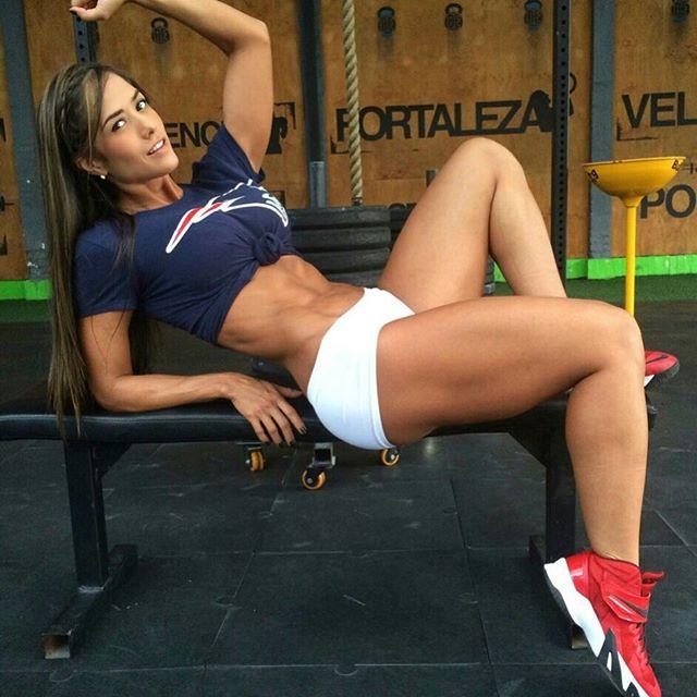 Fitness Models Tatiana USSA GIRARDI @tatianaugirardi Instagram photos