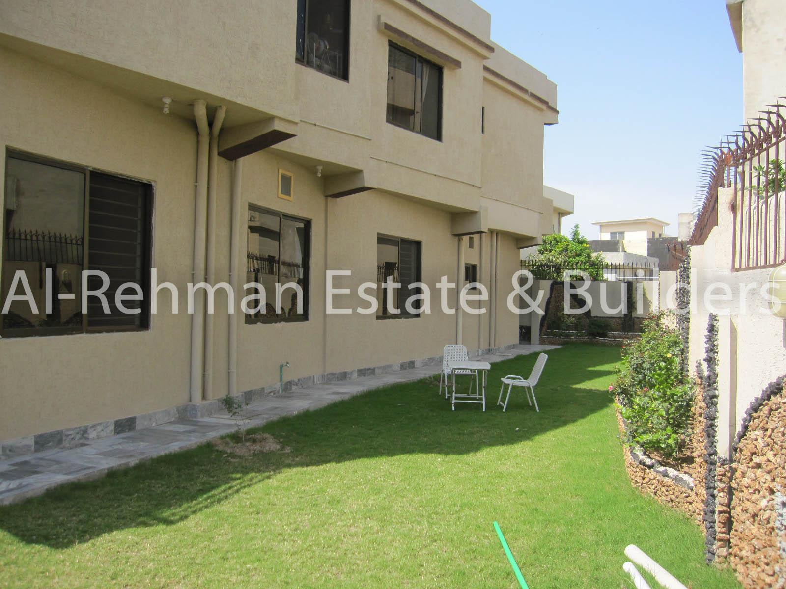 Al Rehman Estate Modern House For Sale In Islamabad